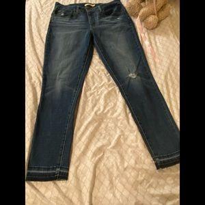 Levi's Jeans - Levi's 711  skinny Ankle jeans 👖size 12 W31